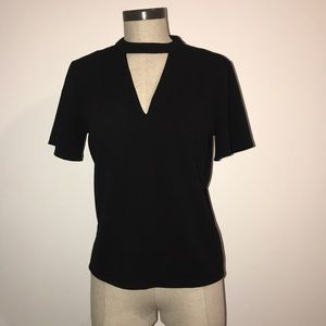 Ann Taylor black top